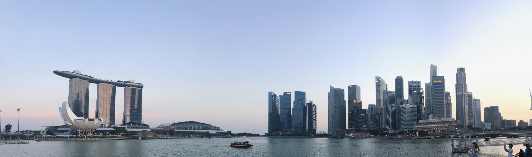 A la découverte d'une mégalopole asiatique : Singapour